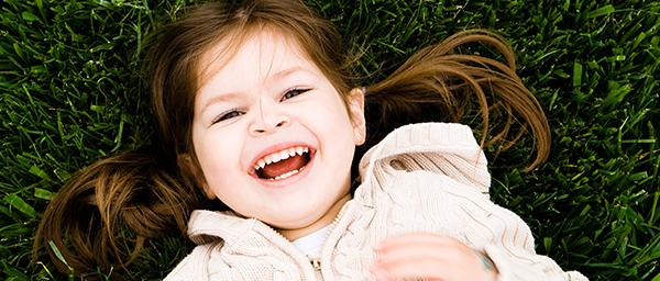 Child Smiling Stonegate Dental