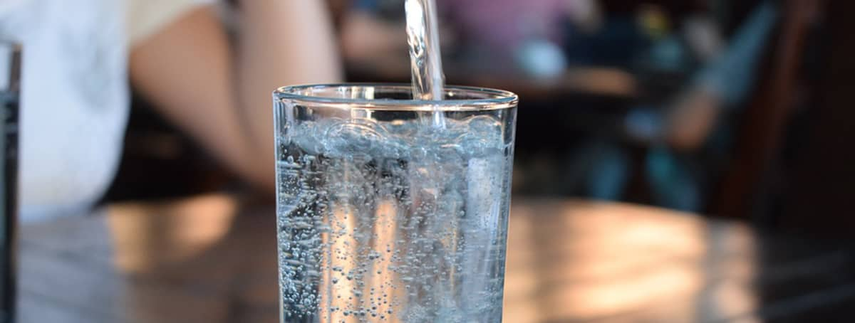 Drinking Water For Dry Mouth Syndrome