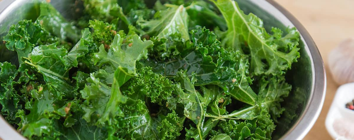 Kale Superfood For Your Teeth