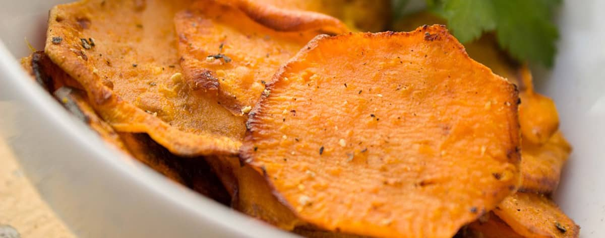 Sweet Potato Superfoods For Your Teeth
